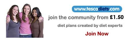 Join Tesco Diets