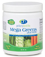Mega Greens Health Drink