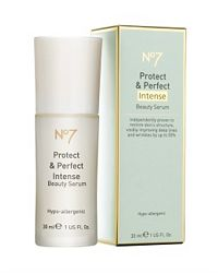 No7 Protect and Perfect Intense Serum