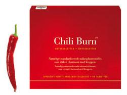 Chili Burn Slimming Capsules