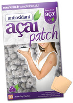 Acai Berry Green Tea Diet Patch