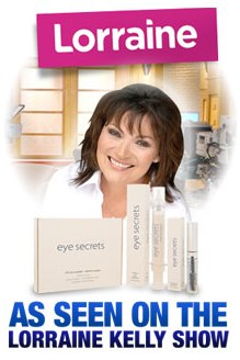 Eye Secrets On ITV1 Morning TV