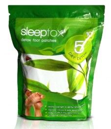 Sleeptox Detox Foot Patch